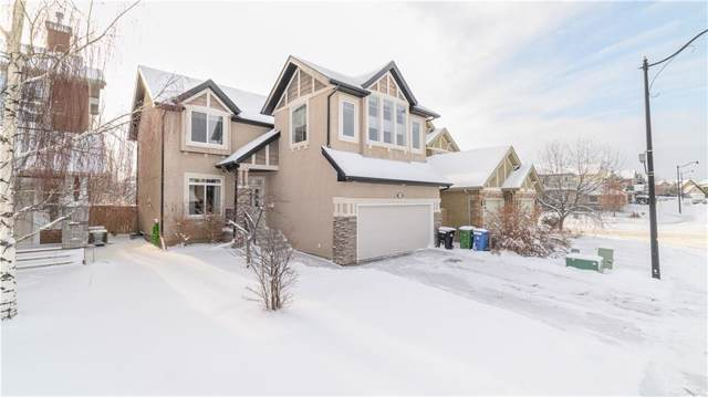 142 Evergreen Common SW, Calgary, AB T2Y 4N7 (#C4278984) :: Redline Real Estate Group Inc