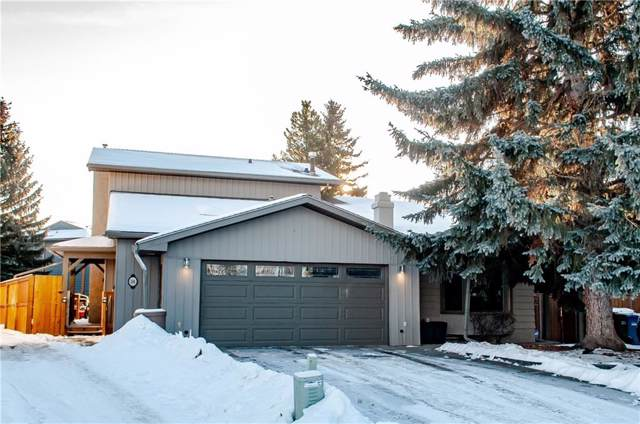 34 Oakvale Place SW, Calgary, AB T2V 1H4 (#C4278996) :: Canmore & Banff