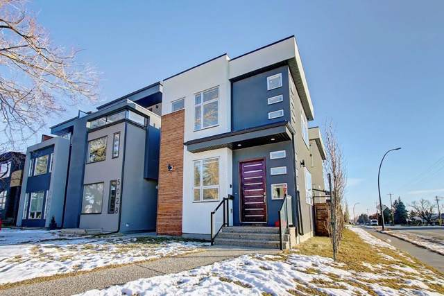 5030 21A Street SW, Calgary, AB  (#C4279005) :: Redline Real Estate Group Inc