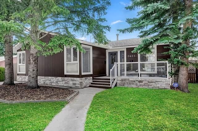 3411 62 Avenue SW, Calgary, AB T3E 5J4 (#C4279006) :: Virtu Real Estate