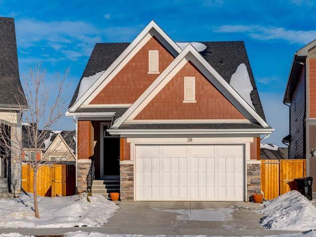 38 Mahogany Passage SE, Calgary, AB T3M 2K5 (#C4279023) :: Redline Real Estate Group Inc