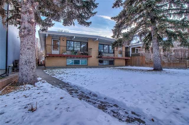 607 24 Avenue NW, Calgary, AB T2M 1X6 (#C4279025) :: Virtu Real Estate