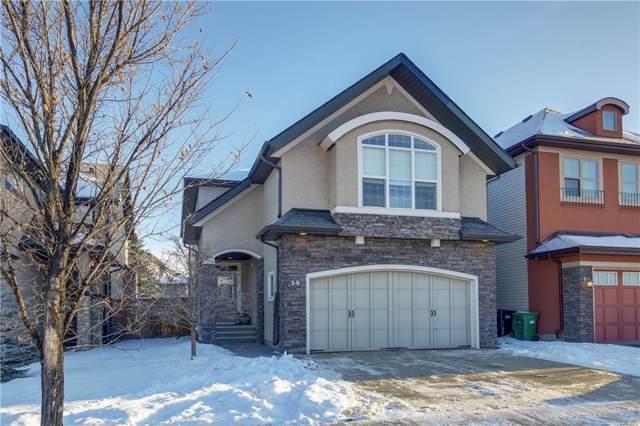 14 Cranarch Link SE, Calgary, AB T3M 0S7 (#C4279027) :: Redline Real Estate Group Inc
