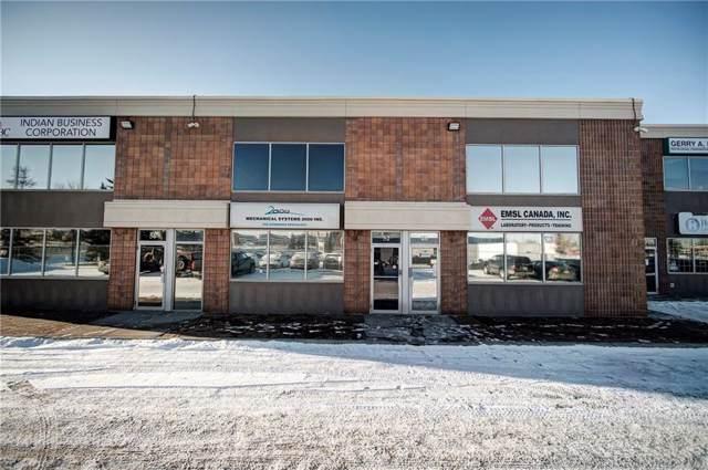 2333 18 Avenue NE #52, Calgary, AB T2T 8T6 (#C4279039) :: Redline Real Estate Group Inc