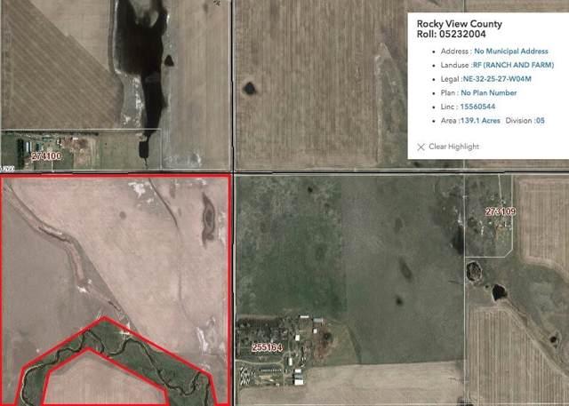 274 Range Road NE, Rural Rocky View County, AB T1Z 0C6 (#C4279051) :: Calgary Homefinders