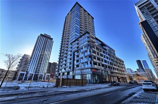615 6 Avenue SE #1308, Calgary, AB T2G 1S2 (#C4279053) :: Redline Real Estate Group Inc