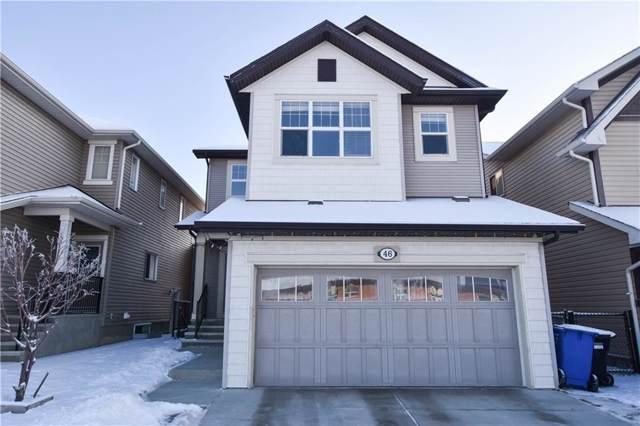 46 Skyview Ranch Street NE, Calgary, AB T3N 0G9 (#C4279065) :: The Cliff Stevenson Group