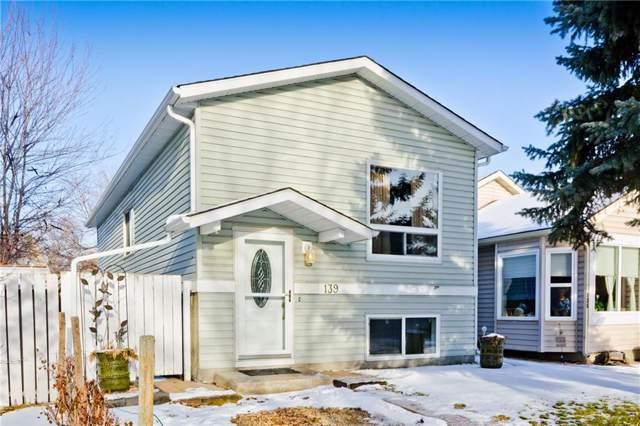 139 Rivervalley Crescent SE, Calgary, AB T2C 3K4 (#C4279074) :: Redline Real Estate Group Inc