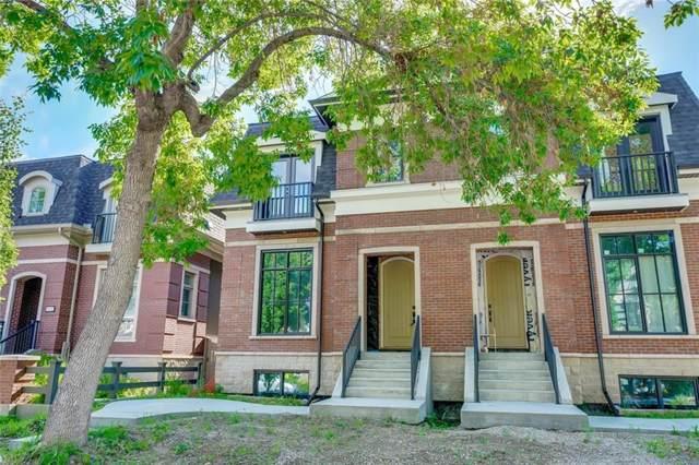 3116 5A Street NW, Calgary, AB T2M 3E2 (#C4279078) :: Virtu Real Estate