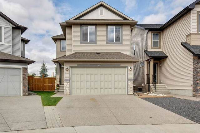 363 Chaparral Valley Way SE, Calgary, AB  (#C4279079) :: Redline Real Estate Group Inc