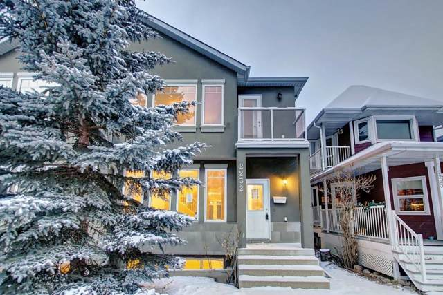 2232 Bowness Road NW, Calgary, AB T3N 3L3 (#C4279080) :: Canmore & Banff