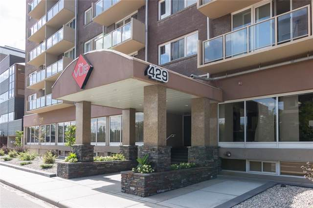 429 14 Street NW #504, Calgary, AB T2N 4A3 (#C4279089) :: Redline Real Estate Group Inc