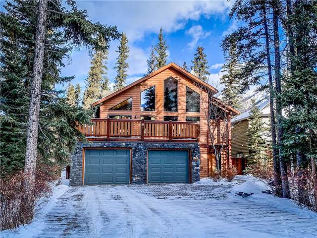 426 3rd Street, Canmore, AB T1W 2J3 (#C4279103) :: The Cliff Stevenson Group