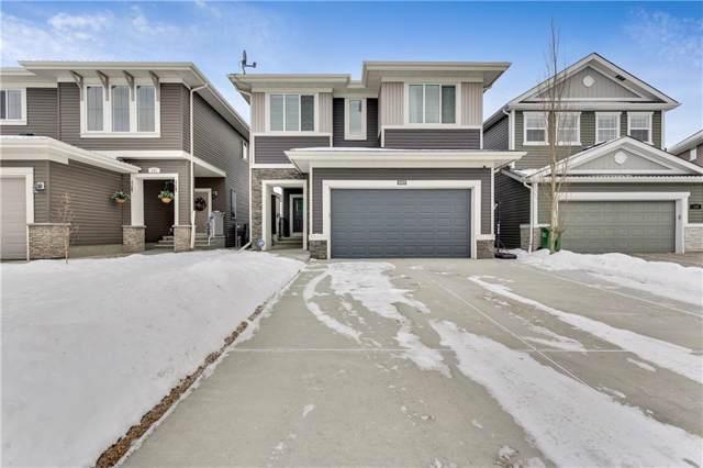 107 Sunset Park, Cochrane, AB T4C 0N5 (#C4279134) :: Canmore & Banff
