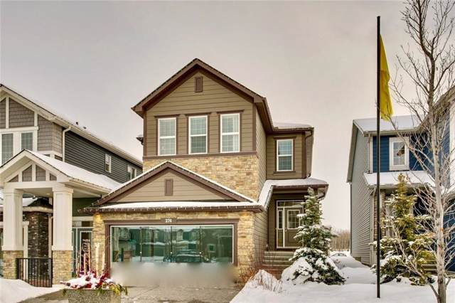 274 Legacy View SE, Calgary, AB T2X 2G2 (#C4279139) :: Redline Real Estate Group Inc