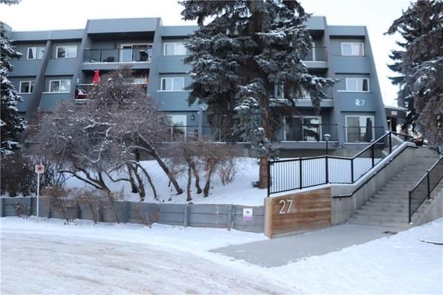 27 Grier Place NE #5110, Calgary, AB T3K 5Y5 (#C4279148) :: Redline Real Estate Group Inc