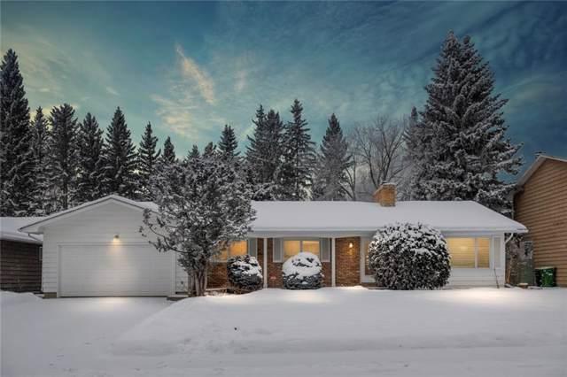 6913 Legare Drive SW, Calgary, AB T3E 6H3 (#C4279157) :: Calgary Homefinders