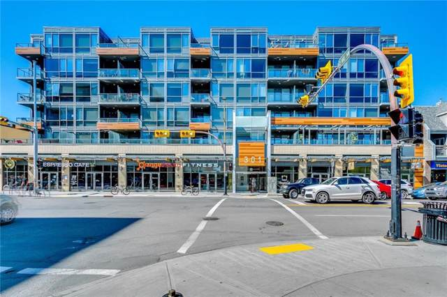 301 10 Street NW #202, Calgary, AB T2N 1V5 (#C4279162) :: Redline Real Estate Group Inc