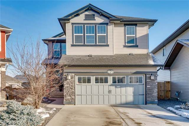 92 Sage Bank Crescent NW, Calgary, AB T3R 0J2 (#C4279163) :: Canmore & Banff