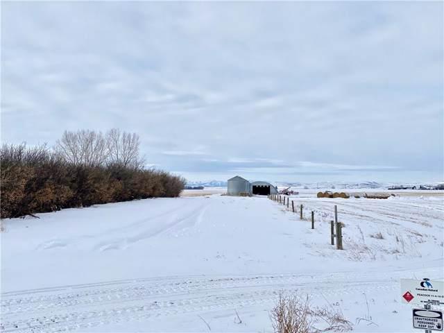 Range Rd. 273, Rural Willow Creek M.D., AB T0L 1Z0 (#C4279168) :: Canmore & Banff