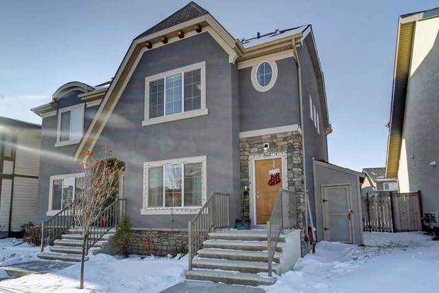 644 Mahogany Boulevard SE, Calgary, AB T3M 1Y1 (#C4279171) :: Redline Real Estate Group Inc