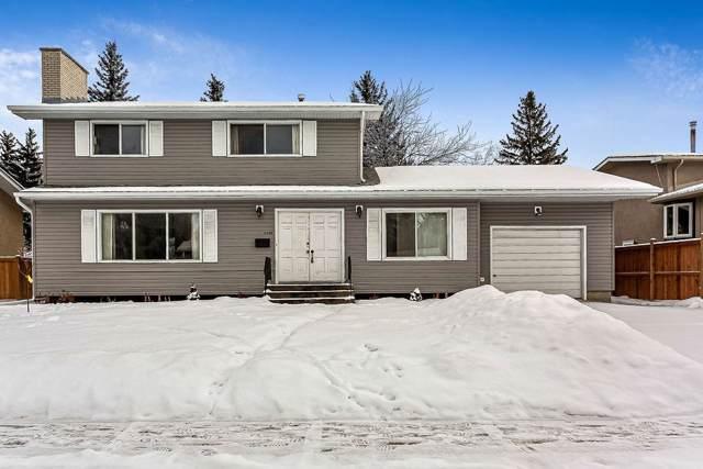 10448 Brackenridge Road SW, Calgary, AB T2W 0Z9 (#C4279175) :: Redline Real Estate Group Inc