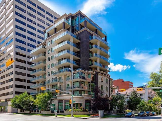 701 3 Avenue SW #502, Calgary, AB T2P 5R3 (#C4279176) :: The Cliff Stevenson Group