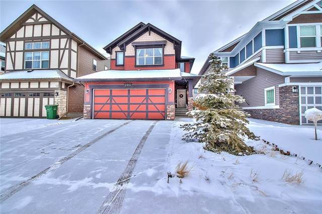 204 Kingsbury Close SE, Airdrie, AB T4A 0R4 (#C4279204) :: Calgary Homefinders