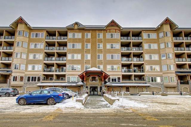 30 Discovery Ridge Close SW #112, Calgary, AB T3H 5X5 (#C4279229) :: Calgary Homefinders