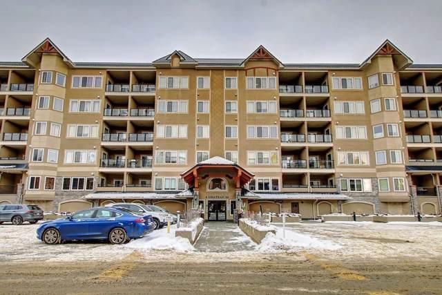 30 Discovery Ridge Close SW #112, Calgary, AB T3H 5X5 (#C4279229) :: Redline Real Estate Group Inc