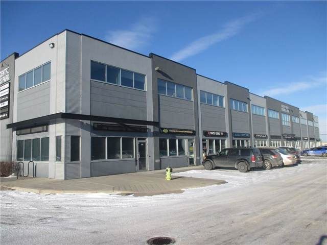 2750 3 Avenue NE #109, Calgary, AB T2A 2L5 (#C4279243) :: The Cliff Stevenson Group