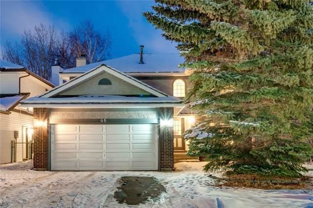 46 Douglas Woods Way SE, Calgary, AB T2Z 1L4 (#C4279252) :: Western Elite Real Estate Group