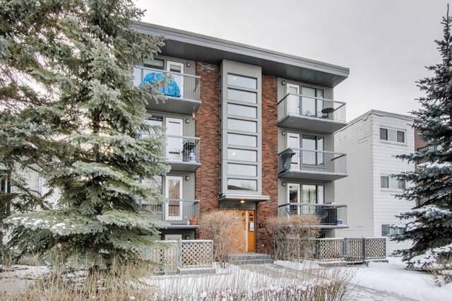 209 6 Avenue NE #302, Calgary, AB T2E 0L8 (#C4279279) :: Redline Real Estate Group Inc