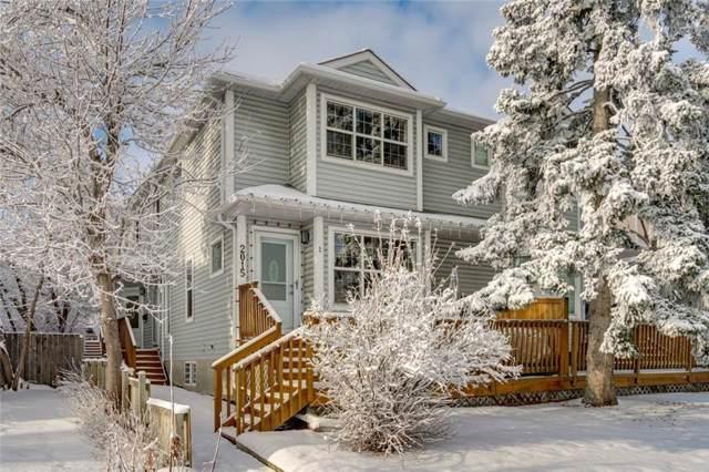 2015 24 Street SW #2, Calgary, AB T3E 1T1 (#C4279282) :: Calgary Homefinders