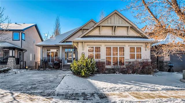 94 Discovery Ridge Boulevard SW, Calgary, AB T3H 4Y2 (#C4279285) :: Redline Real Estate Group Inc
