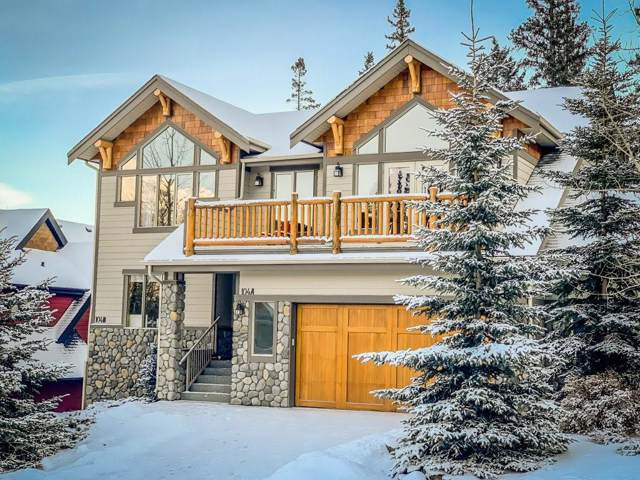 104 Caffaro Court, Canmore, AB T1W 3G4 (#C4279313) :: Redline Real Estate Group Inc