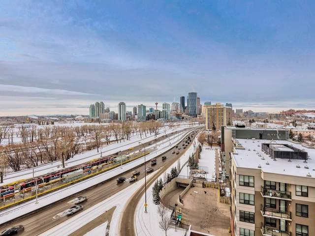 38 9 Street NE #1005, Calgary, AB T2E 7X9 (#C4279318) :: The Cliff Stevenson Group