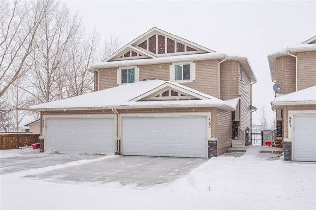423 Sandford Place N, Langdon, AB T0J 1X2 (#C4279321) :: Redline Real Estate Group Inc