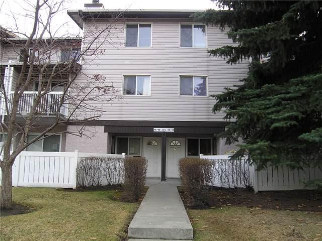 3800 Fonda Way SE #40, Calgary, AB T2A 6G8 (#C4279328) :: Calgary Homefinders