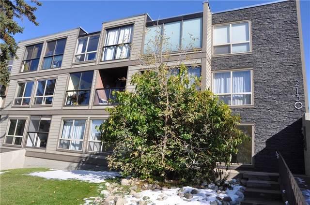 2130 17 Street SW #205, Calgary, AB T2T 4M4 (#C4279336) :: Redline Real Estate Group Inc