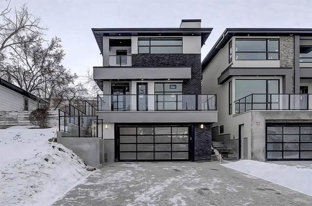 3648 8 Avenue NW, Calgary, AB T2N 1E1 (#C4279337) :: Redline Real Estate Group Inc