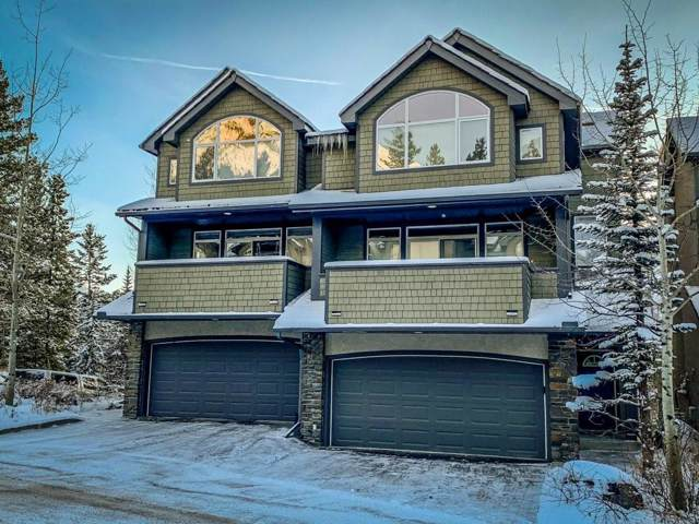 13 Aspen Glen #105, Canmore, AB T1W 1A6 (#C4279356) :: The Cliff Stevenson Group