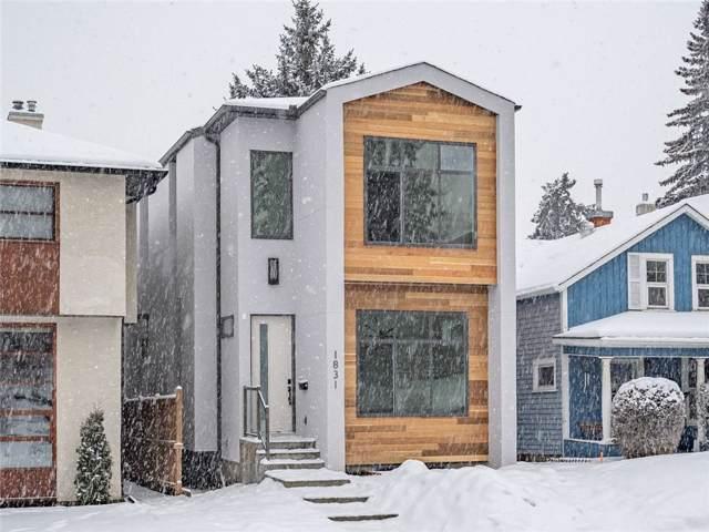 1831 30 Avenue SW, Calgary, AB T2T 1P8 (#C4279360) :: The Cliff Stevenson Group