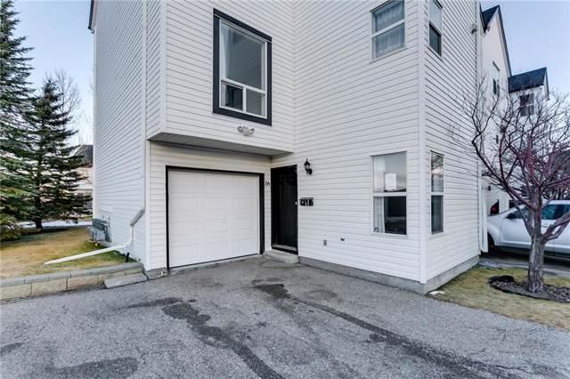 200 Hidden Hills Terrace NW #16, Calgary, AB T3A 6E8 (#C4279371) :: Redline Real Estate Group Inc
