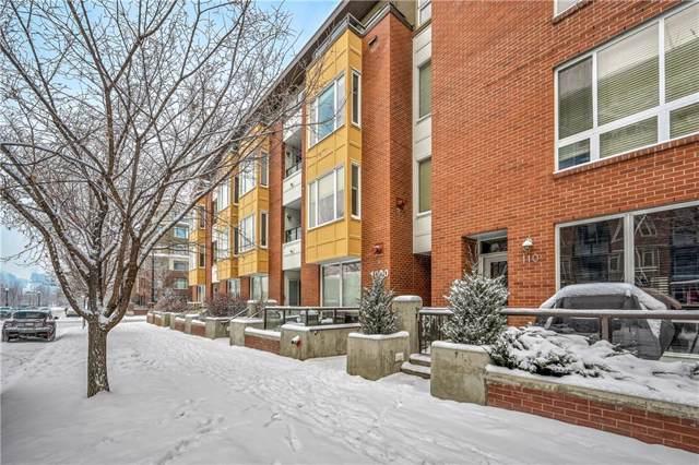1000 Centre Avenue NE #208, Calgary, AB T2E 9C4 (#C4279373) :: Redline Real Estate Group Inc