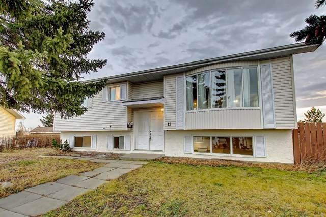 43 Huntstrom Place NE, Calgary, AB T2K 5V9 (#C4279399) :: Calgary Homefinders