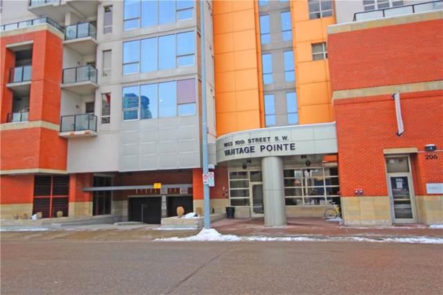 1053 10 Street SW #2505, Calgary, AB T2R 1S6 (#C4279406) :: Redline Real Estate Group Inc