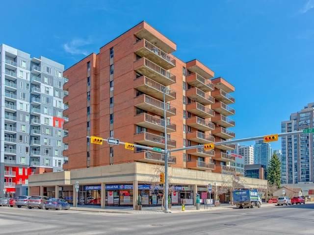 1240 12 Avenue SW #202, Calgary, AB T3C 0P3 (#C4279414) :: Redline Real Estate Group Inc