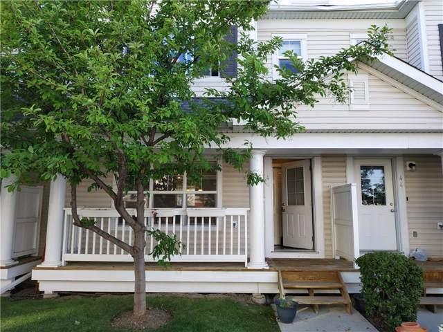 40 Country Village Lane NE, Calgary, AB T3K 0E8 (#C4279436) :: Redline Real Estate Group Inc