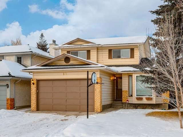 16 Sundown Green SE, Calgary, AB  (#C4279443) :: Redline Real Estate Group Inc